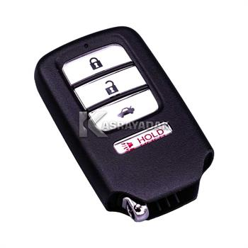 ریموت خودرو هندا اسمارت چهار دکمه 433Mhz