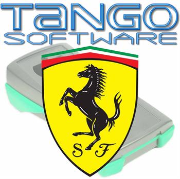 نرم افزار تعریف کلید تانگو فراری